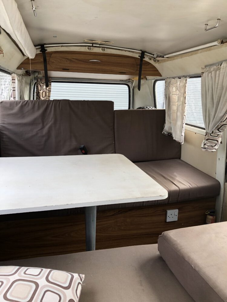 Vw T2 Camper Inside