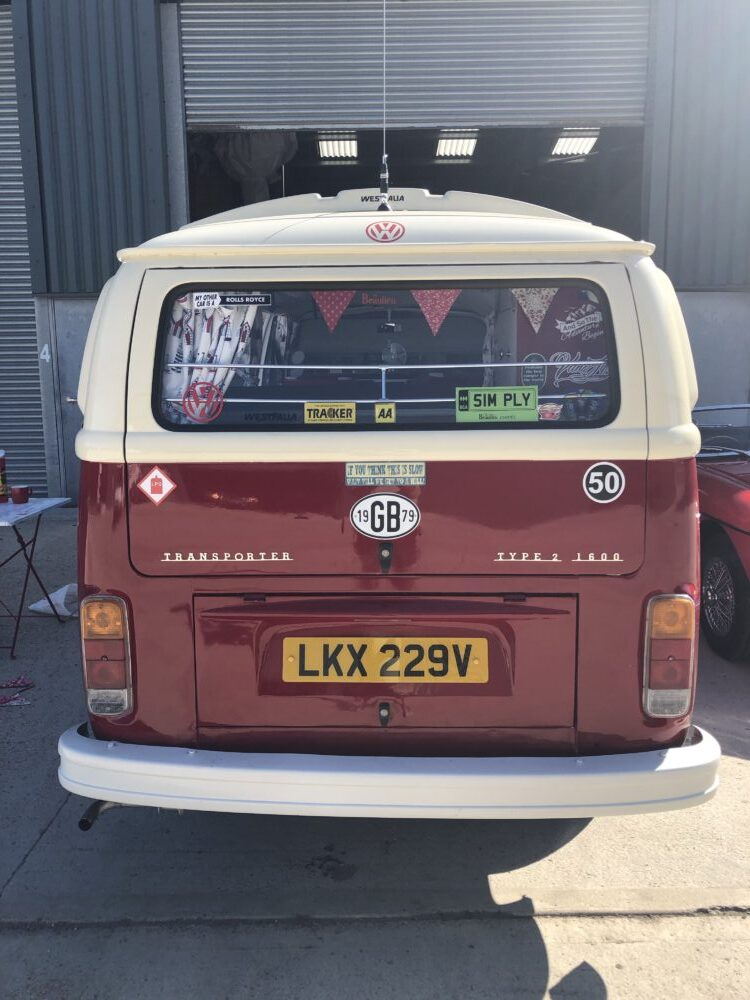 vw t2 after