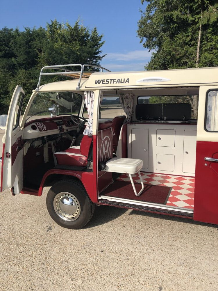 VW T2 Camper Finished