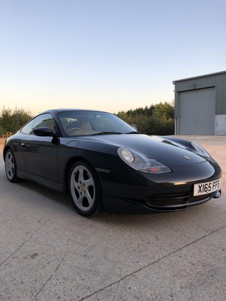 2000 (X) Porsche 911 Camera 3.4