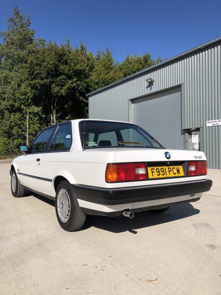 BMW 316 2 door